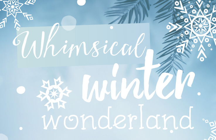 A whimsical winter wonderland | Christmas 2015
